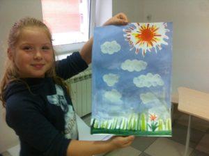 Рисование для детей с 3 лет - фото 6