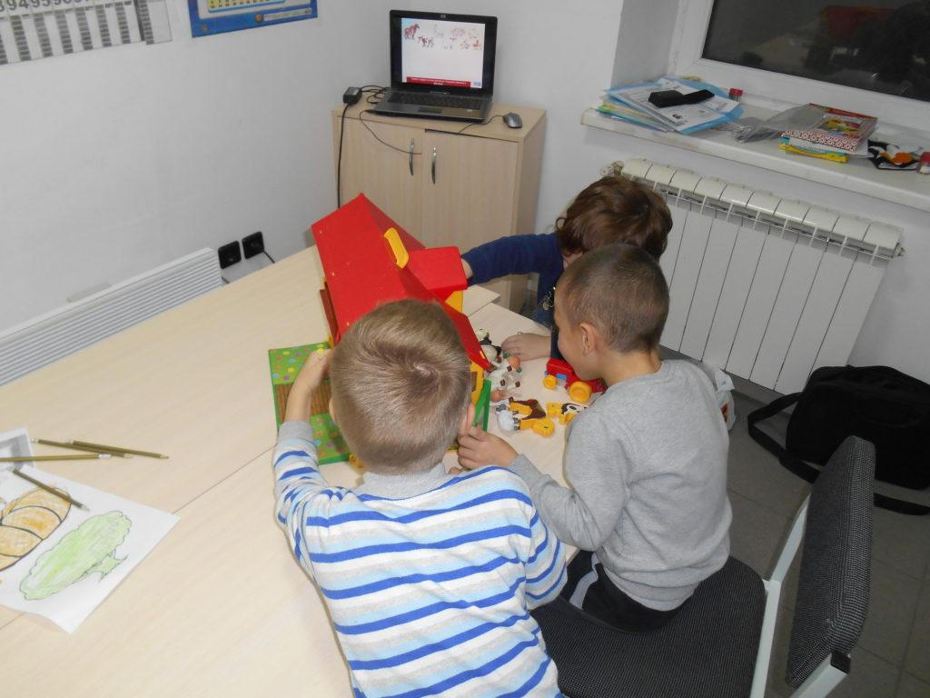 Подготовка к школе 4-6 лет - фото 1