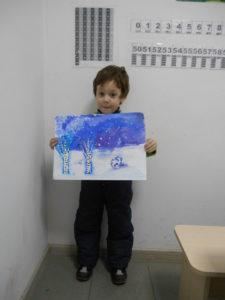 Рисование для детей с 3 лет - фото 9