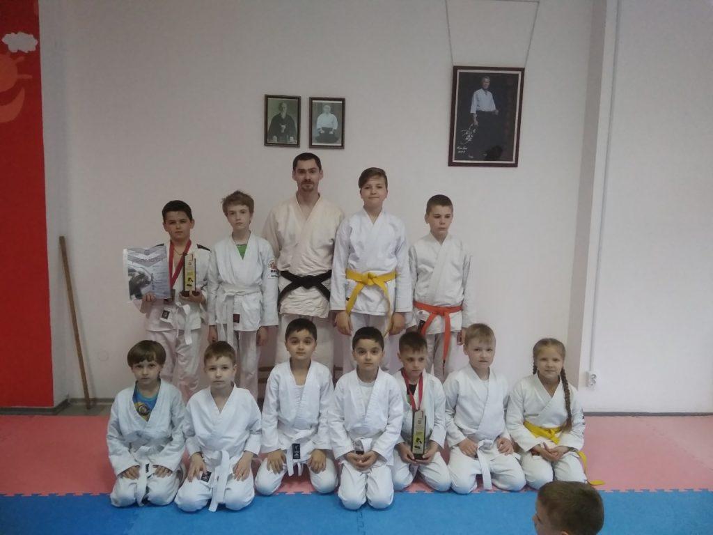 Айкидо с 7 лет - фото 17